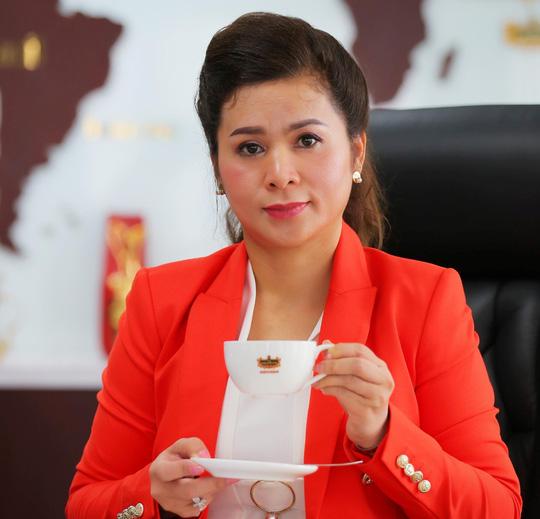 Trung Nguyên lại bãi nhiệm chức vụ của bà Lê Hoàng Diệp Thảo