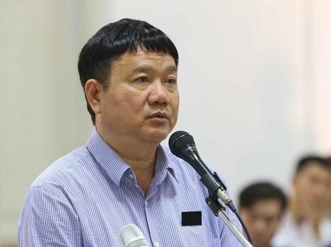 Ngày 19/6 tòa xét đơn kháng cáo của ông Đinh La Thăng