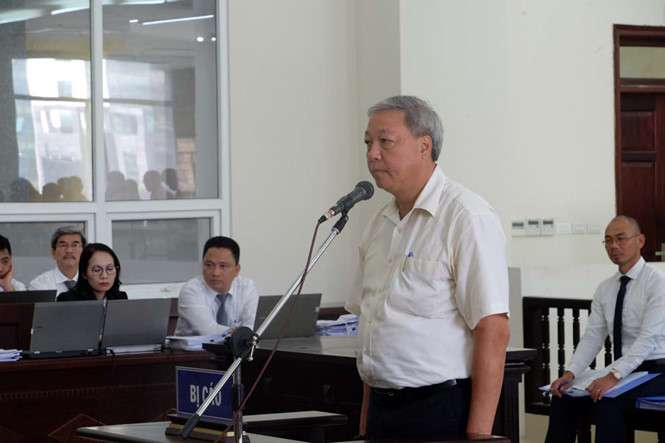 Tình tiết mới tại phiên phúc thẩm ông Đinh La Thăng