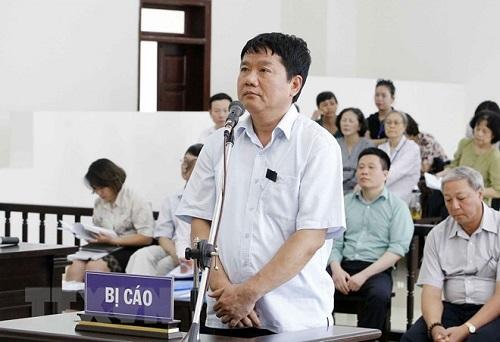 Ông Đinh La Thăng: 'Đề nghị tuyên tôi không có tội'