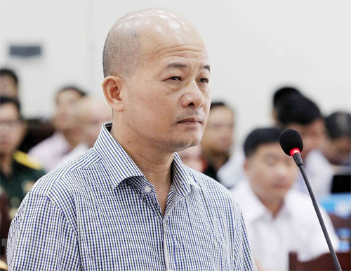 Cựu thượng tá quân đội Út 'Trọc' bị đề nghị phạt 12-15 năm tù