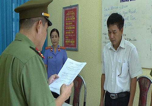 Phó giám đốc Sở Giáo dục Sơn La bị khởi tố trong vụ gian lận điểm thi