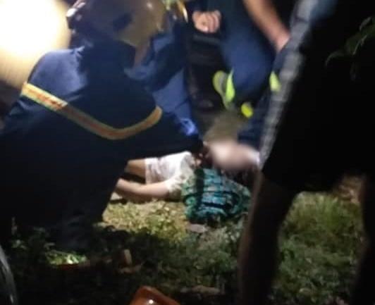 Điều tra nghi án chồng đánh vợ, châm lửa đốt nhà rồi cứa cổ tự sát