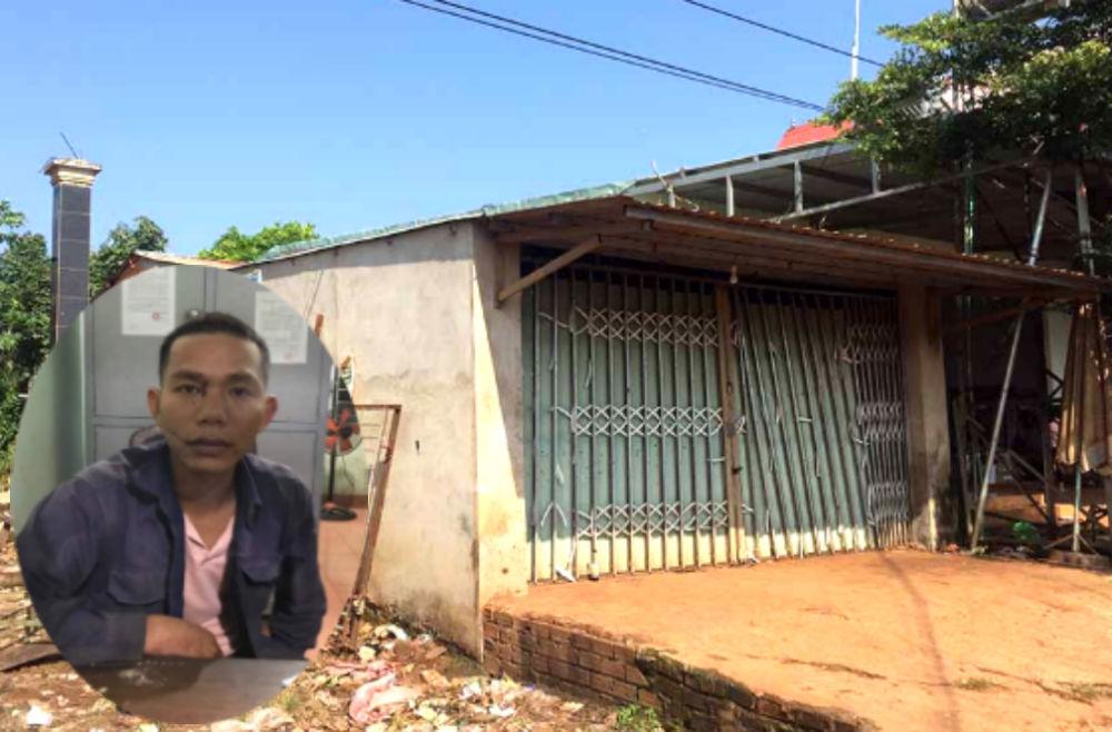Chém chết hàng xóm đang ôm vợ mình ở Gia Lai