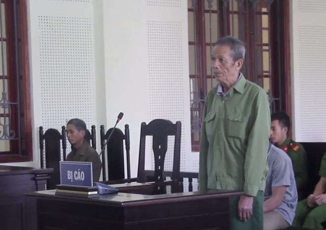 Cha già 80 tuổi chém con trai tử vong vì khuyên con lấy vợ bất thành