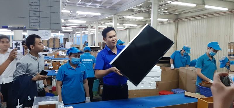 Cục Thuế TP.HCM quyết định chuyển hồ sơ Asanzo cho cơ quan công an