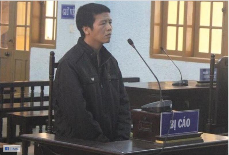 Xin tòa tuyên án tử hình vì cảm thấy tội lỗi