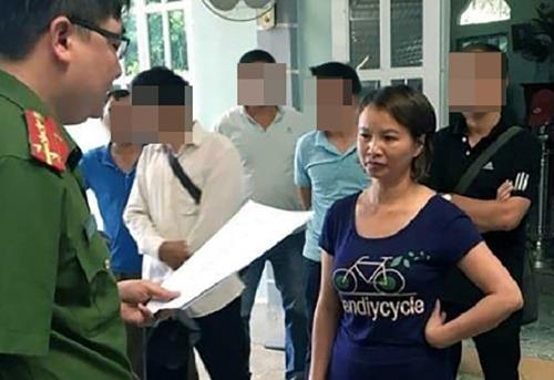 Mẹ 'thiếu nữ giao gà' bị xét xử ngày 27/11