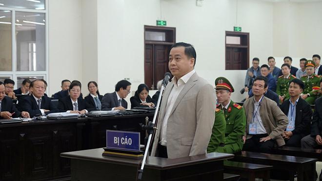 Phan Văn Anh Vũ: 'Sao lãnh đạo thời kỳ trước khen, nay lại mang tôi ra xét xử?'