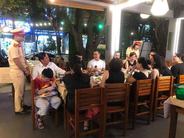 Đà Nẵng: Dừng việc tuyên truyền Nghị định 100 ngay trên bàn nhậu