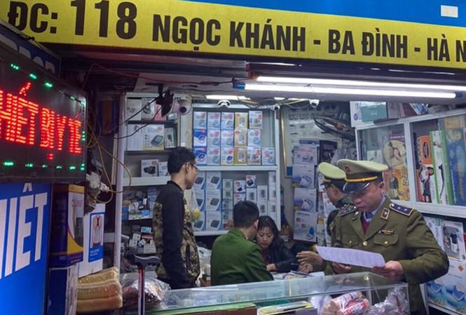 Người dân có thể gửi hình ảnh, video cửa hàng tăng giá khẩu trang cho công an