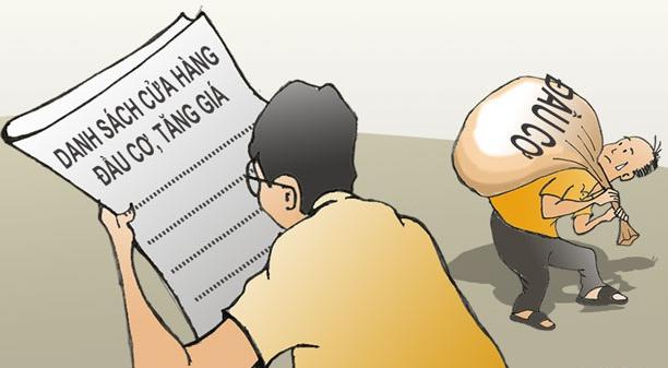Quy định về tội đầu cơ trong Bộ luật hình sự năm 2015