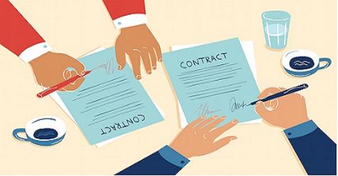 Phân biệt hợp đồng có hiệu lực với hợp đồng đã hoàn thành