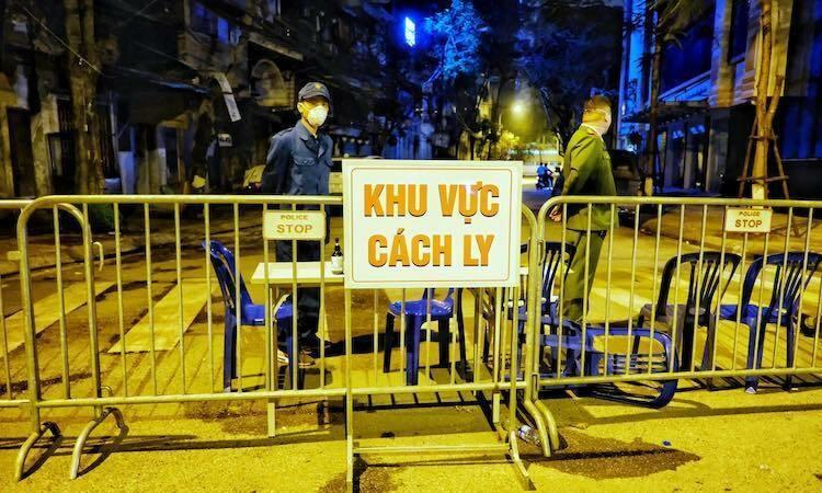 Hà Nội có 1 ca dương tính nCoV, là ca thứ 17 ở Việt Nam