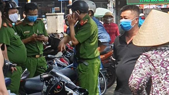 Bị chó cắn dẫn đến mâu thuẫn rồi ra tay giết người ở Tân Bình