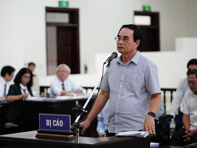 Cựu chủ tịch Đà Nẵng kêu oan, mong tòa tuyên vô tội