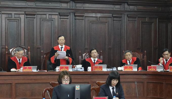 Phó Chánh án lý giải ba vấn đề trong vụ án Hồ Duy Hải