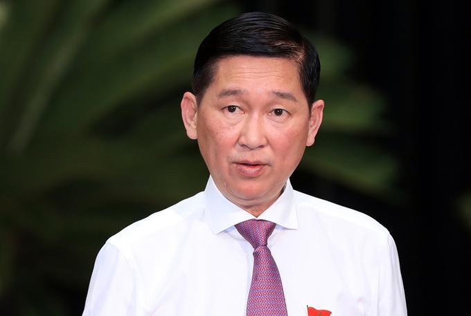 Khởi tố Phó chủ tịch UBND TP HCM Trần Vĩnh Tuyến