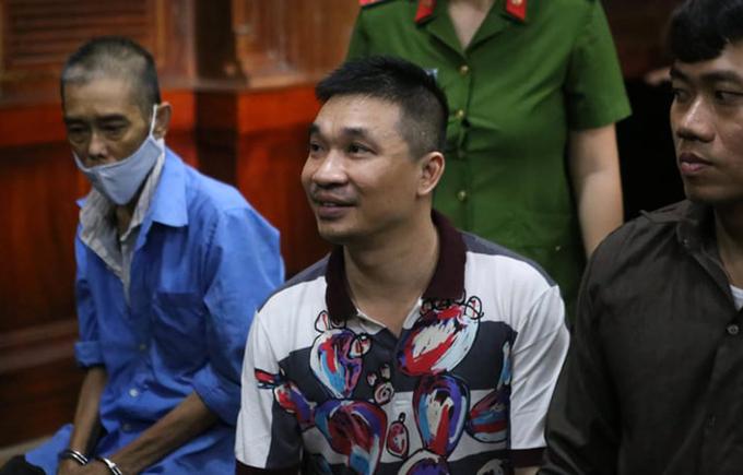 Văn Kính Dương và 4 đồng phạm bị tuyên án tử hình