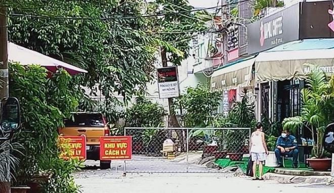 TP.HCM: Cách ly 8 căn nhà trên đường Hồ Đắc Di