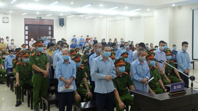 Tòa tuyên án tử hình 2 bị cáo trong vụ Đồng Tâm
