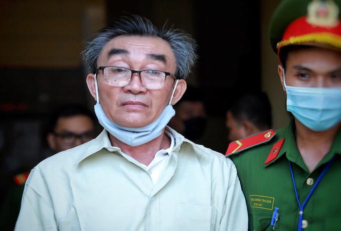 Người cầm đầu khủng bố trụ sở công an lĩnh 24 năm tù