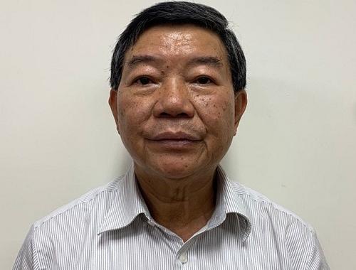 Nguyên Giám đốc Bệnh viện Bạch Mai bị bắt