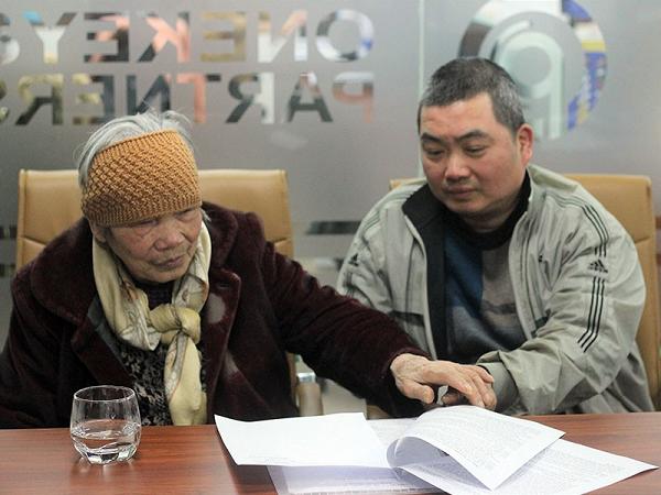 Cụ bà 83 tuổi và 2 con kêu oan suốt 30 năm