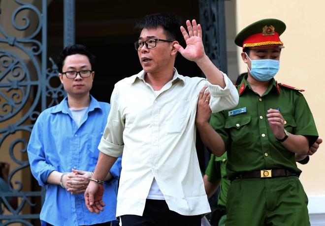 Nguyên Phó chánh án Q.4 Nguyễn Hải Nam bị đề nghị tối đa 2 năm tù