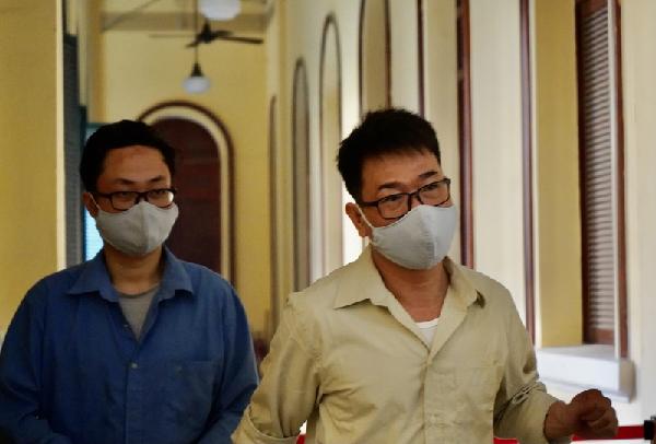Cựu phó chánh án Nguyễn Hải Nam bị phạt 1 năm 5 tháng tù