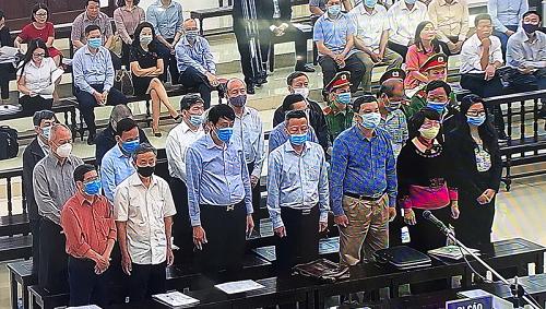 Chiều nay tuyên án 19 bị cáo đại án gang thép Thái Nguyên