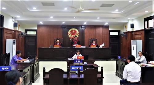 Thẩm quyền hủy bản án sơ thẩm của Hội đồng xét xử phúc thẩm tại khoản 3 Điều 241 Luật Tố tụng hành chính