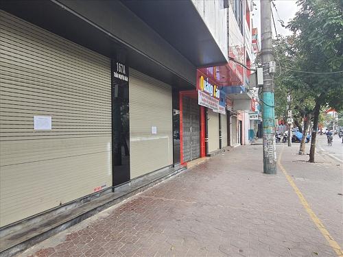 Hải Phòng đóng cửa nhiều cơ sở kinh doanh dịch vụ