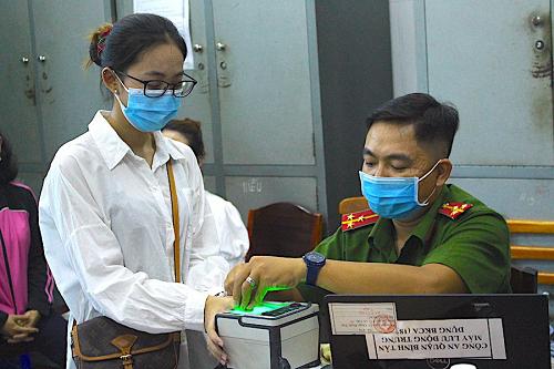 TP.HCM tạm dừng cấp CCCD gắn chíp từ 0h ngày 31/5