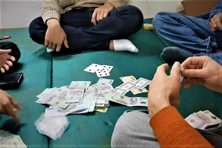 Thông báo rút kinh nghiệm giải quyết vụ án đánh bạc
