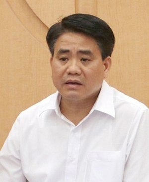 Ông Nguyễn Đức Chung bị khởi tố thêm tội lợi dụng chức vụ quyền hạn