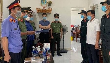 Bắt tạm giam nguyên giám đốc và phó giám đốc cảng hàng không quốc tế Phú Bài