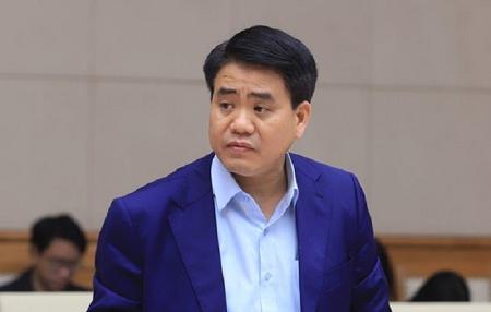 Vợ ông Nguyễn Đức Chung liên quan thế nào đến vụ chế phẩm Redoxy-3C?