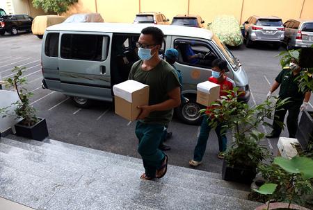 Bộ Tư lệnh TP.HCM sẽ làm rõ vụ vận chuyển 46 thi thể về Bến Tre hỏa táng