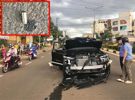 Gia Lai: Khởi tố vụ án tông xe, nổ súng ngay trung tâm Pleiku