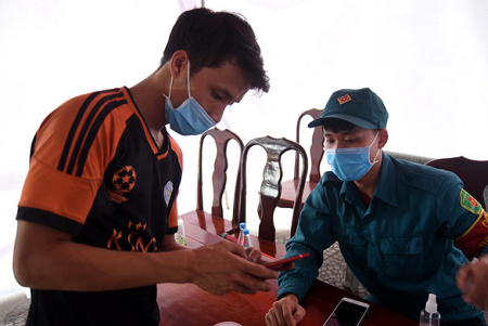 Cơ quan chưa có mã QR khai báo y tế, người đứng đầu ở Đồng Nai sẽ bị xử lý