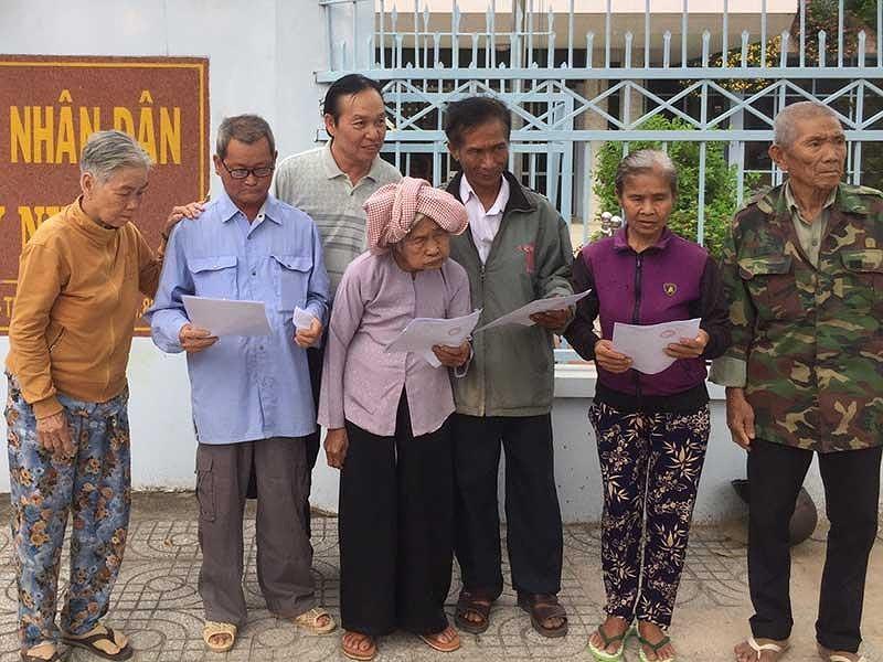 8 công dân Tây Ninh gánh nỗi oan 40 năm