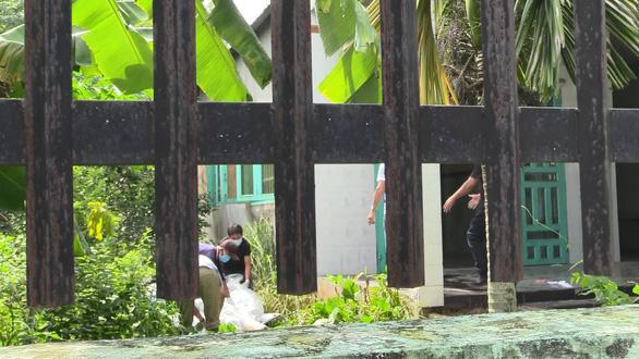 Vụ thi thể trong bêtông: Nghi phạm khai 1 người đàn ông chết ở Bà Rịa - Vũng Tàu