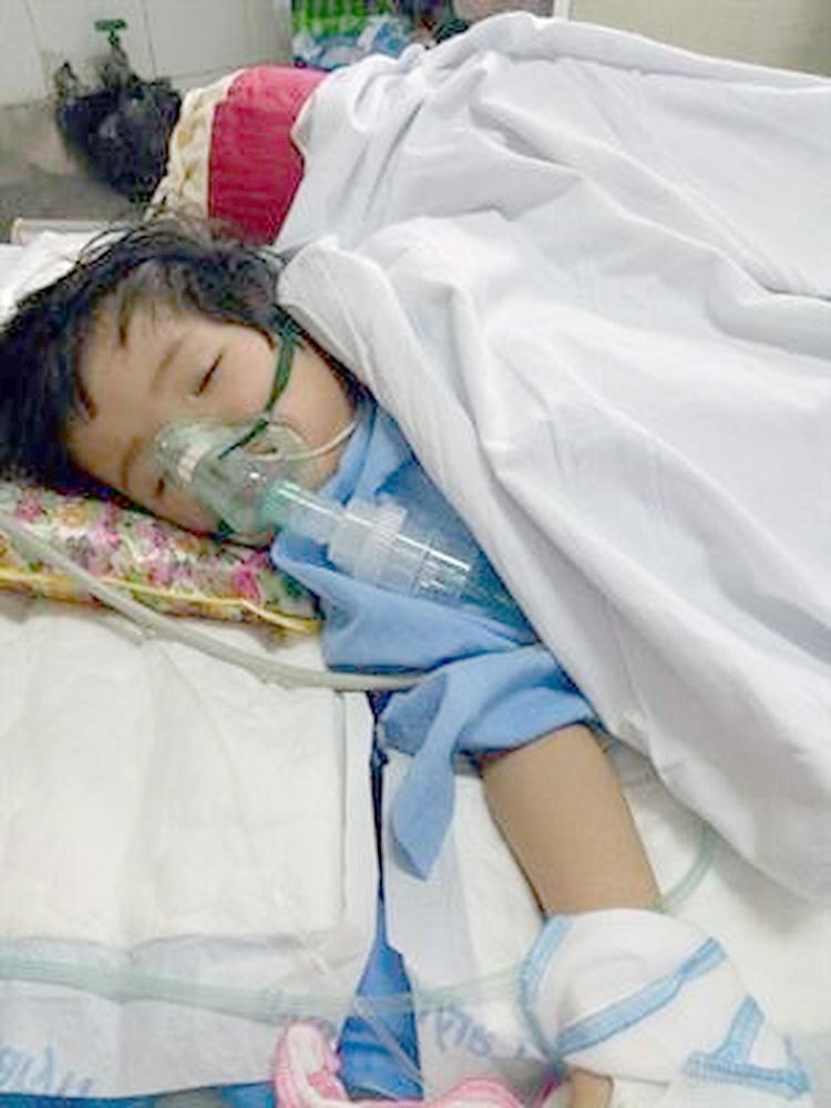Khuất tất vụ bé 3 tuổi nghi bị bạo hành chấn thương sọ não