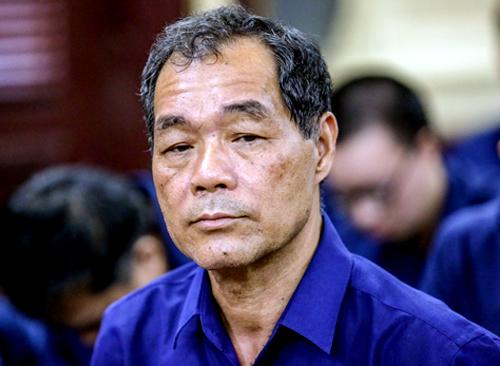 Ông Trầm Bê lĩnh 4 năm tù