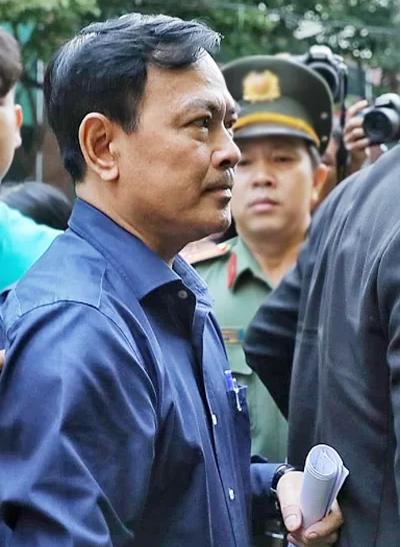 Nguyễn Hữu Linh lĩnh 1 năm 6 tháng tù