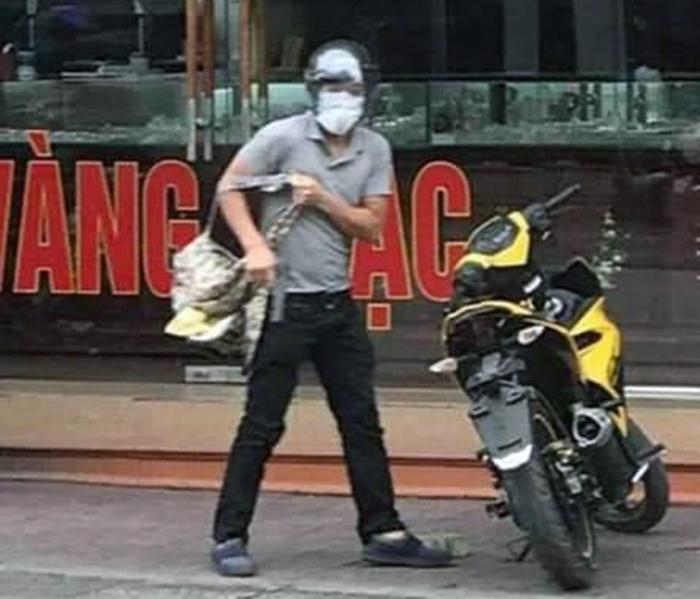 Xác định danh tính nghi phạm cầm súng cướp tiệm vàng ở Quảng Ninh