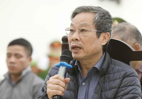 Gia đình ông Nguyễn Bắc Son nộp 21 tỷ đồng
