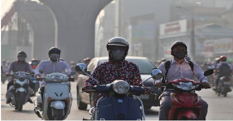 Trách nhiệm bồi thường thiệt hại do gây ô nhiễm không khí
