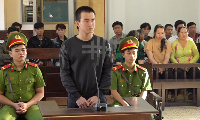 An Giang: Đâm chết bạn nhậu vì hùn tiền nhậu không đều, lãnh án 17 năm tù
